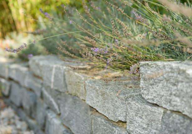 Gartenmauer - Natursteinmauer in München