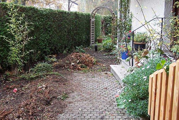 Alter Garten in München