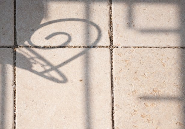 Terrassenplatten aus Stein