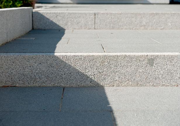 Treppenstufen Garten München