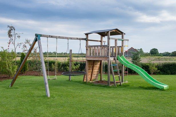 Kinderspielplatz bauen München